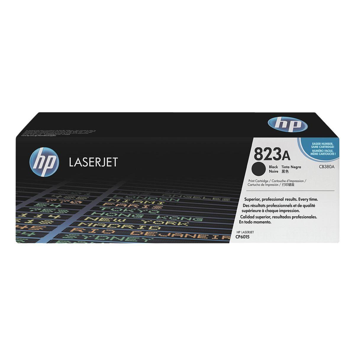 HP Druckkassette »HP CB380A« 823A