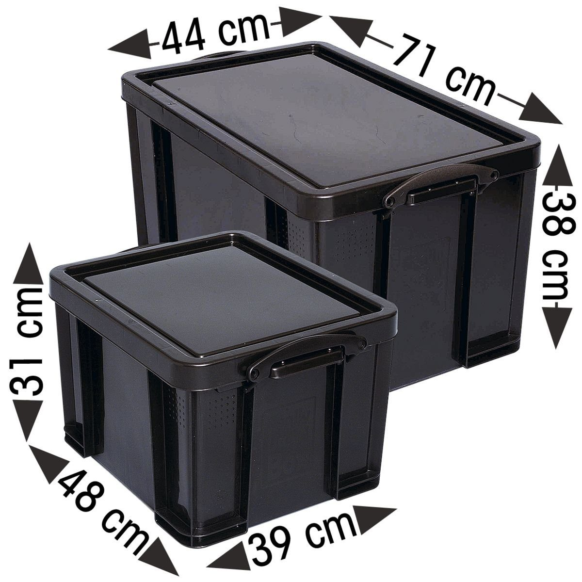 Really Useful Box Ablageboxen-Set