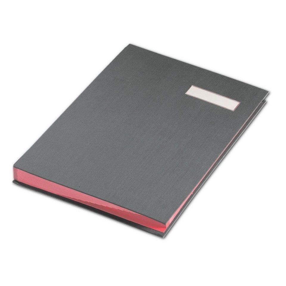 OTTO Office Standard Unterschriftenmappe »Color« in grau