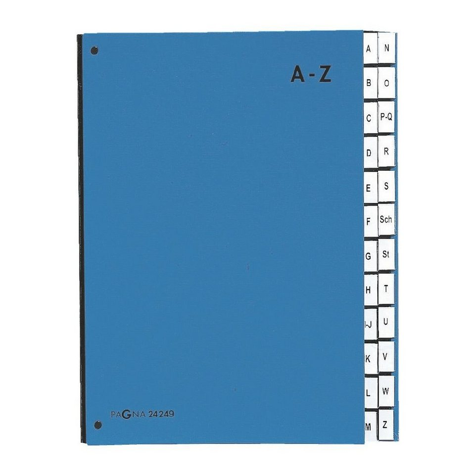 Pagna Pultordner »COLOR« in blau