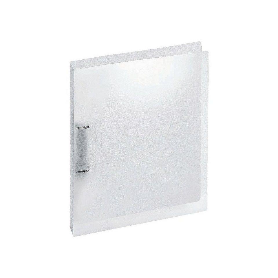 Veloflex Ringbuch »CRYSTAL« in transparent