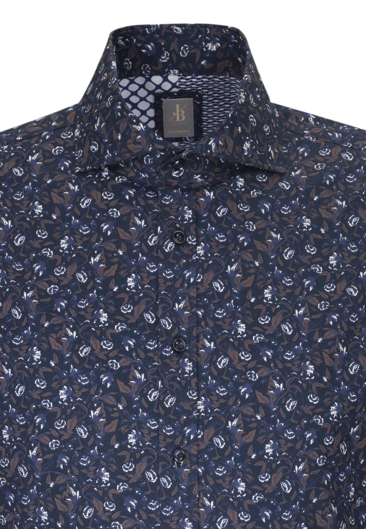 Businesshemd Langer Haifischkragen Fit« Jacques Britt Custom Arm Print Extra Online Fit Kaufen »custom 8w0OnPk