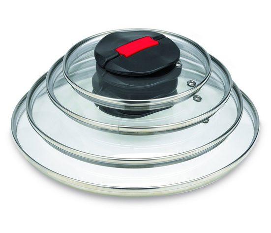 BALLARINI Glasdeckel »Click and Cook«