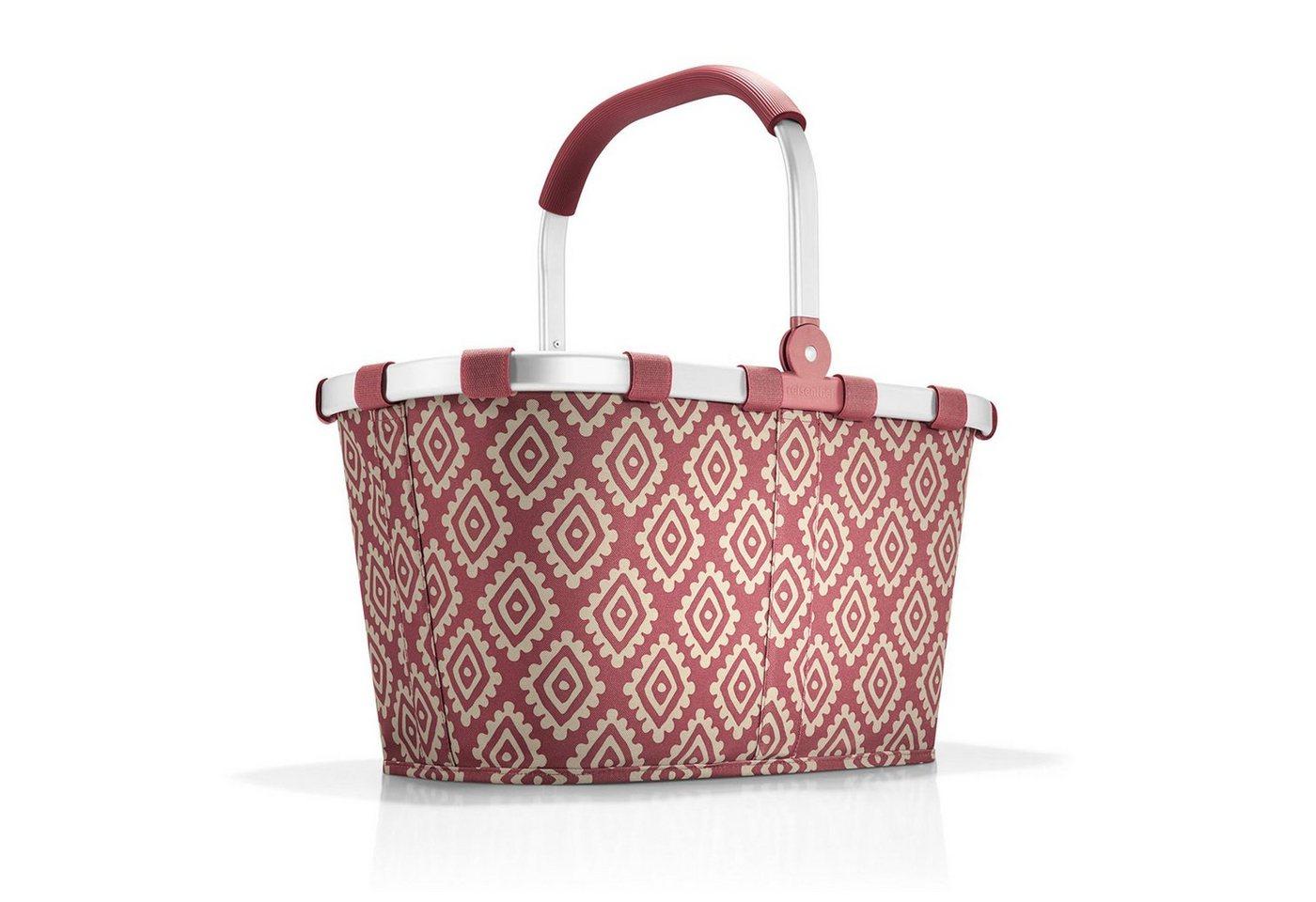REISENTHEL® Einkaufskorb »carrybag« | Taschen > Handtaschen > Einkaufstasche | Jeans - Polyester | REISENTHEL®