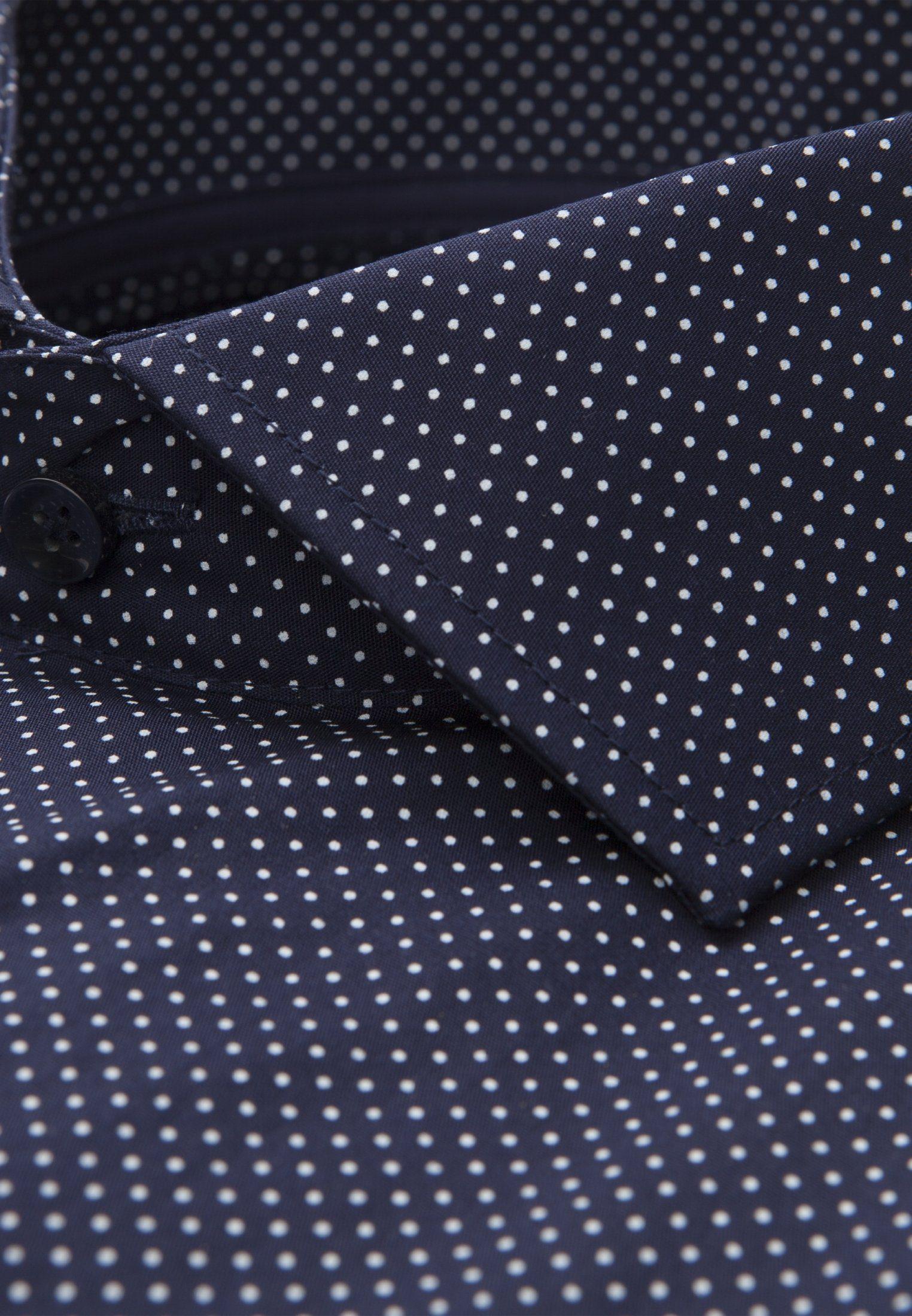 Businesshemd Kaufen Arm Print Tailored Kentkragen Extra Langer Seidensticker »tailored« Online POukZiXT