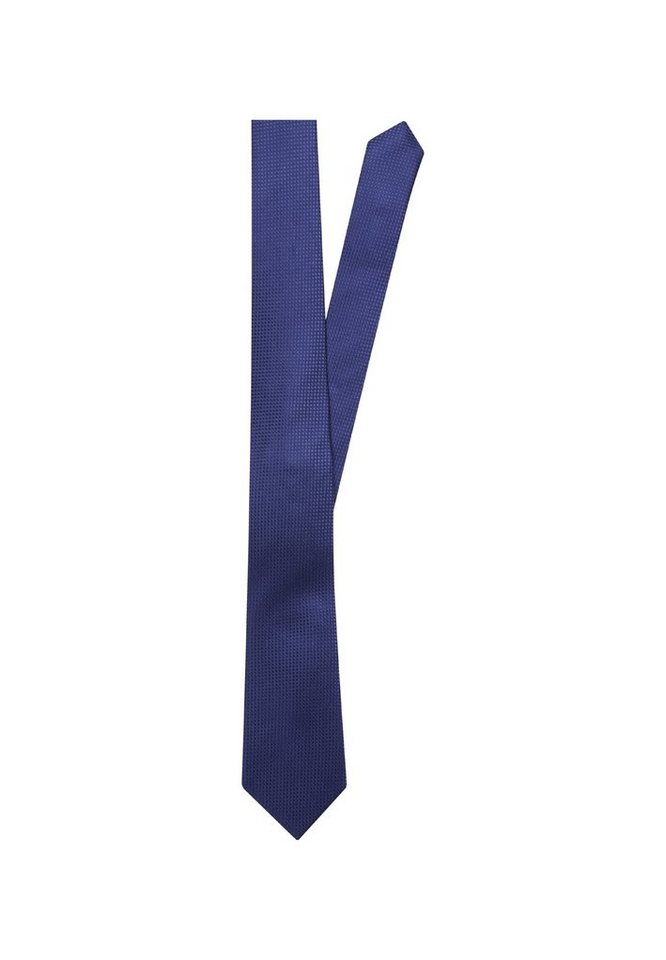 Jacques Britt Krawatte »Custom Fit«, Krawatte | Accessoires > Krawatten > Sonstige Krawatten | Blau | Jacques Britt