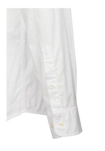 Active White Active« Regular down Button Hemd Langarm Camel kragen Uni »camel Fit m0N8nw