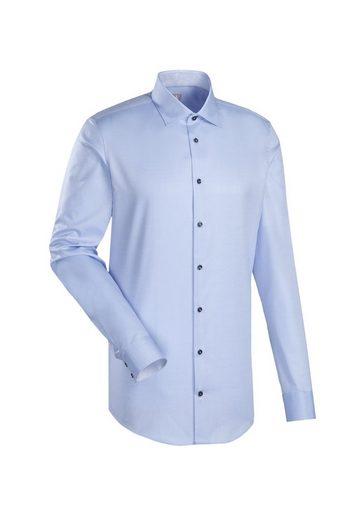 Extra »custom Langer Businesshemd Kent Fit Jacques Britt Uni Arm Custom kragen Fit« xqSwngYE