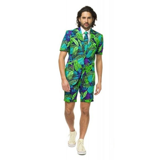 OppoSuits Juicy Jungle Sommer Anzug