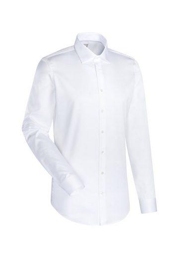 »slim Slim Fit Fit« Britt Kent Businesshemd kragen Jacques Uni Langarm PqfEc