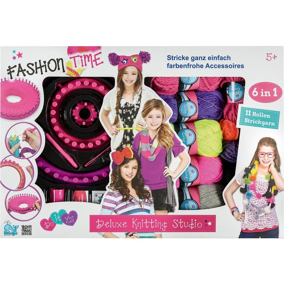 Beluga Deluxe Knitting Studio online kaufen