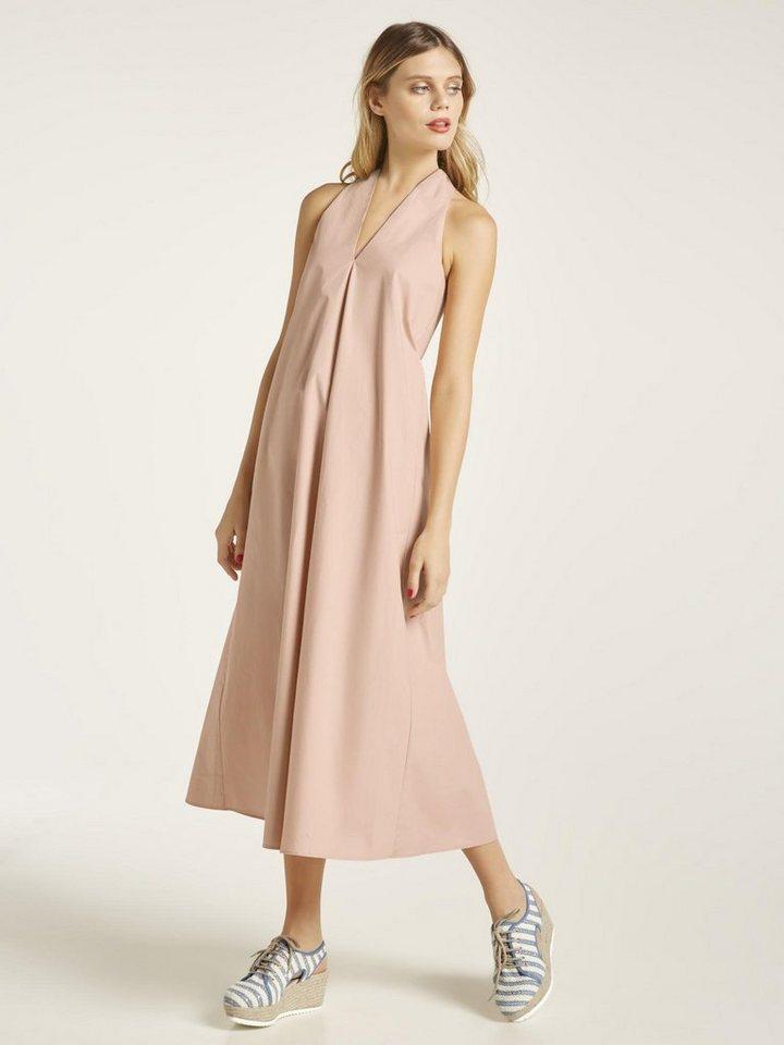 1c68f8441993a4 heine STYLE Kleid mit tiefem V-Ausschnitt kaufen | OTTO