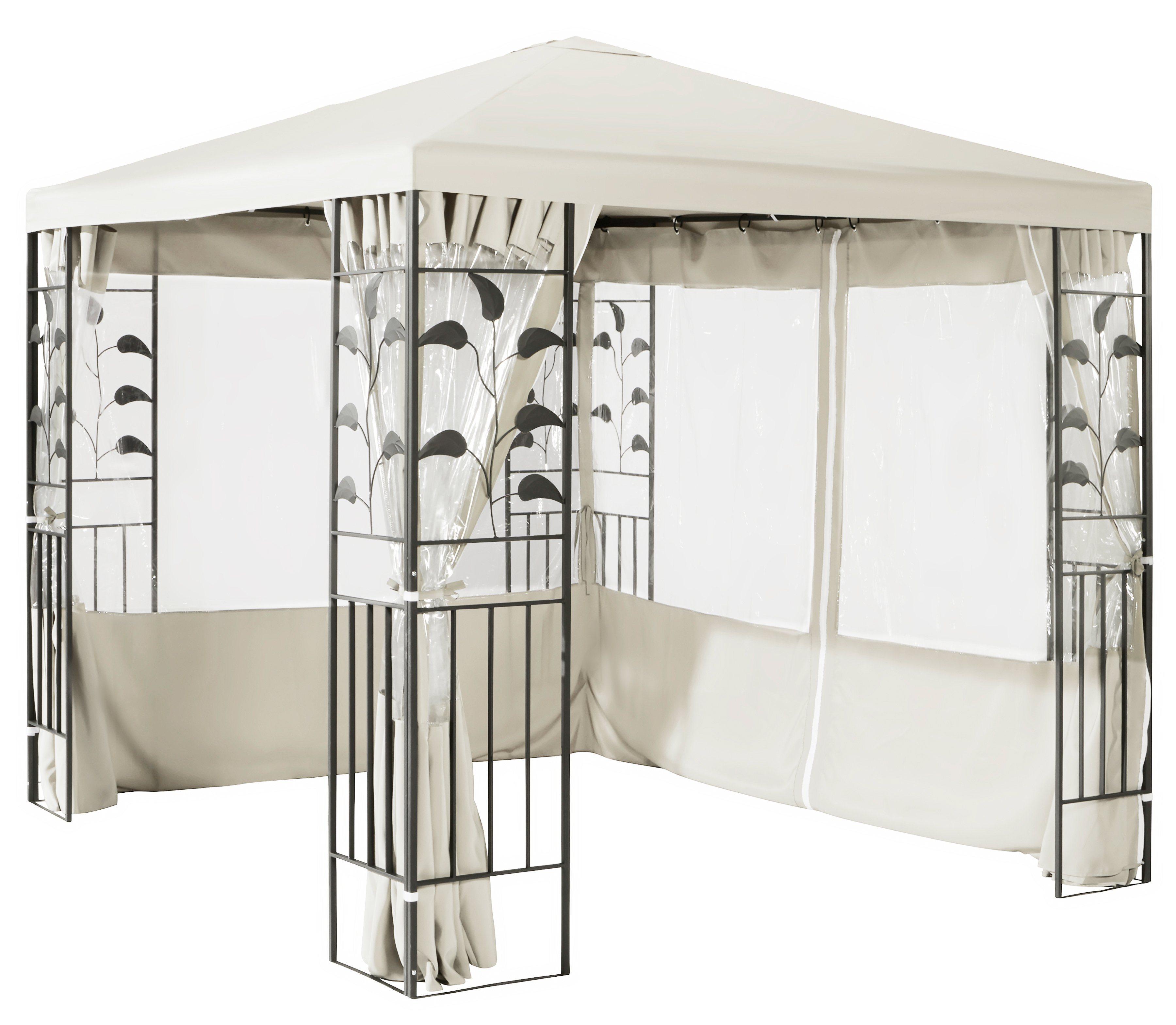 Favorit Stahl Pavillon 3X3 Preisvergleich • Die besten Angebote online kaufen BT51