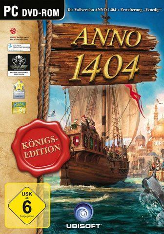 UBISOFT Anno 1404 Königs-Edition PC