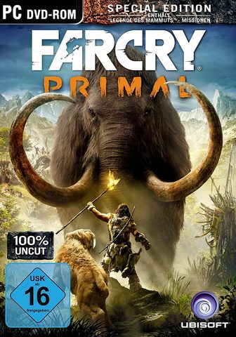 UBISOFT Far Cry Primal - Special Edition PC