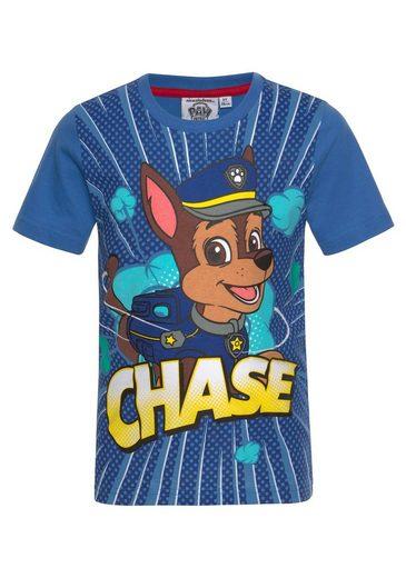 paw patrol t shirt mit gro em druck vorn online kaufen otto. Black Bedroom Furniture Sets. Home Design Ideas