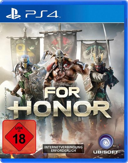 For Honor PlayStation 4, Software Pyramide