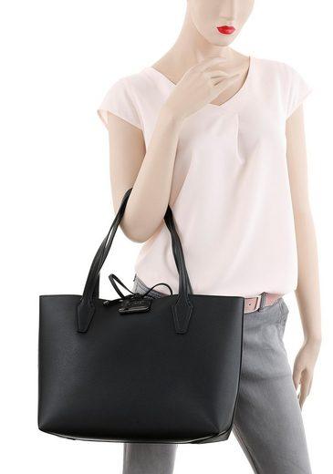 Herrausnehmbarer Shopper Mit »bobbi« innentasche Reißverschluss Guess OqtPwxv