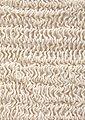 Sesselhusse »Imperatore«, GAICO, mit Wellen-Struktur, Bild 4