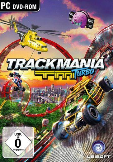 Trackmania Turbo PC, Software Pyramide