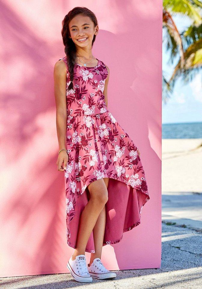 official photos 032dc 3df04 Buffalo Vokuhila-Kleid in elastischer Baumwollqualität online kaufen   OTTO