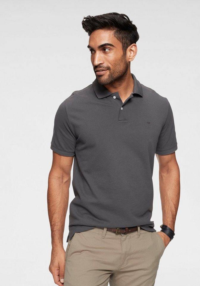 bb86d63598b036 TOM TAILOR Poloshirt »Basic« Baumwoll-Piqué kaufen