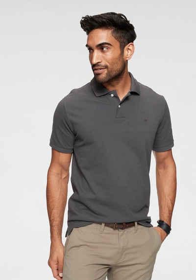 TOM TAILOR Poloshirt »Basic« Baumwoll-Piqué