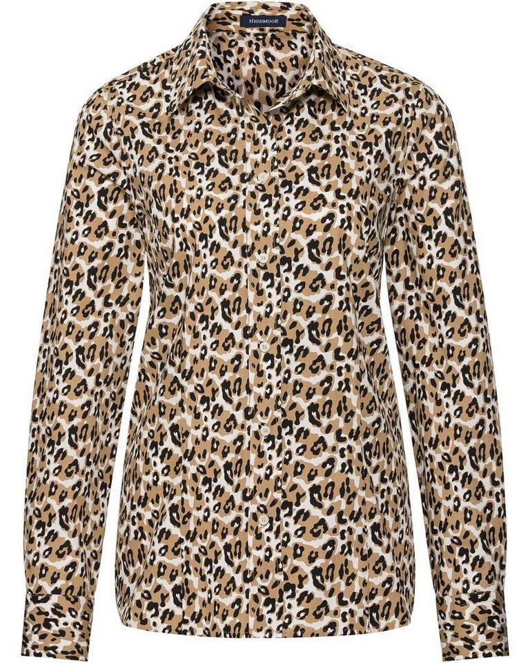schnelle Farbe am besten geliebt neue Kollektion Highmoor Bluse mit Leoprint online kaufen | OTTO