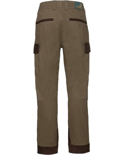 Jagdhose Prestige Traditional Hunting LederCanvas Parforce Light Oliv ZiuTOPklXw
