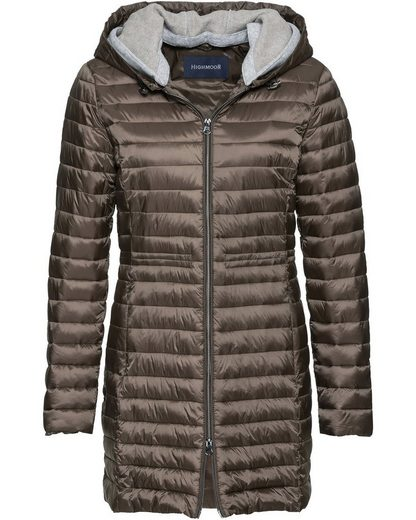 Highmoor Lange Steppjacke