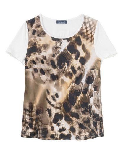 Highmoor T-Shirt mit Animalprint