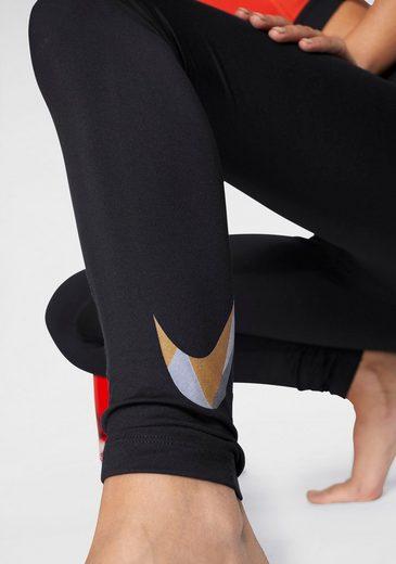Essential Schwarz »flash Tight« Nike Lauftights luFKT51Jc3