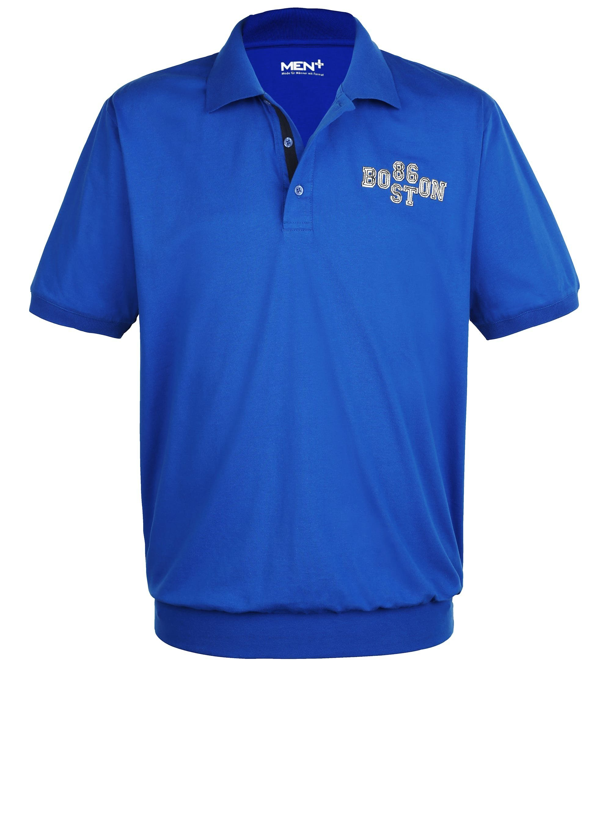 Men Plus by Happy Size Spezialschnitt Poloshirt