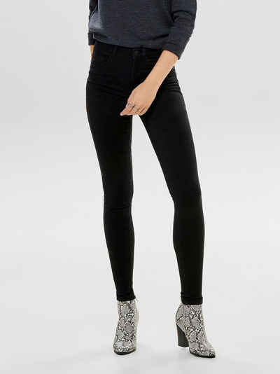 Only High-waist-Jeans »ROYAL« im 5-Pocket-Design