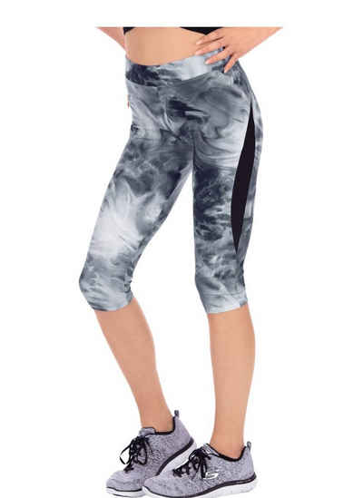 Trigema Sporthose (1-tlg) mit modernem Muster