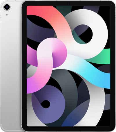 """Apple iPad Air (2020) Wi-Fi + Cellular 256GB Tablet (10,9"""", 256 GB, iPadOS, 4G (LTE), inkl. Ladegerät)"""