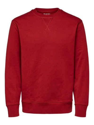 SELECTED HOMME Sweatshirt »SLHJASON340« aus Baumwolle