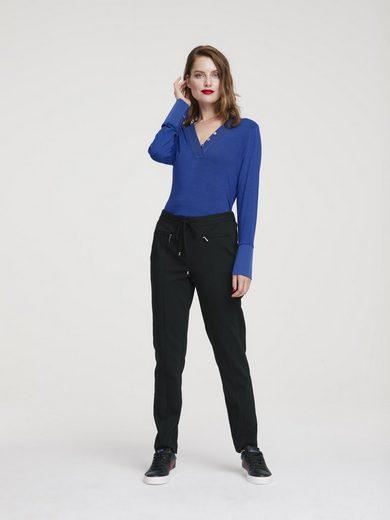 heine TIMELESS Hose im Joggpant-Style