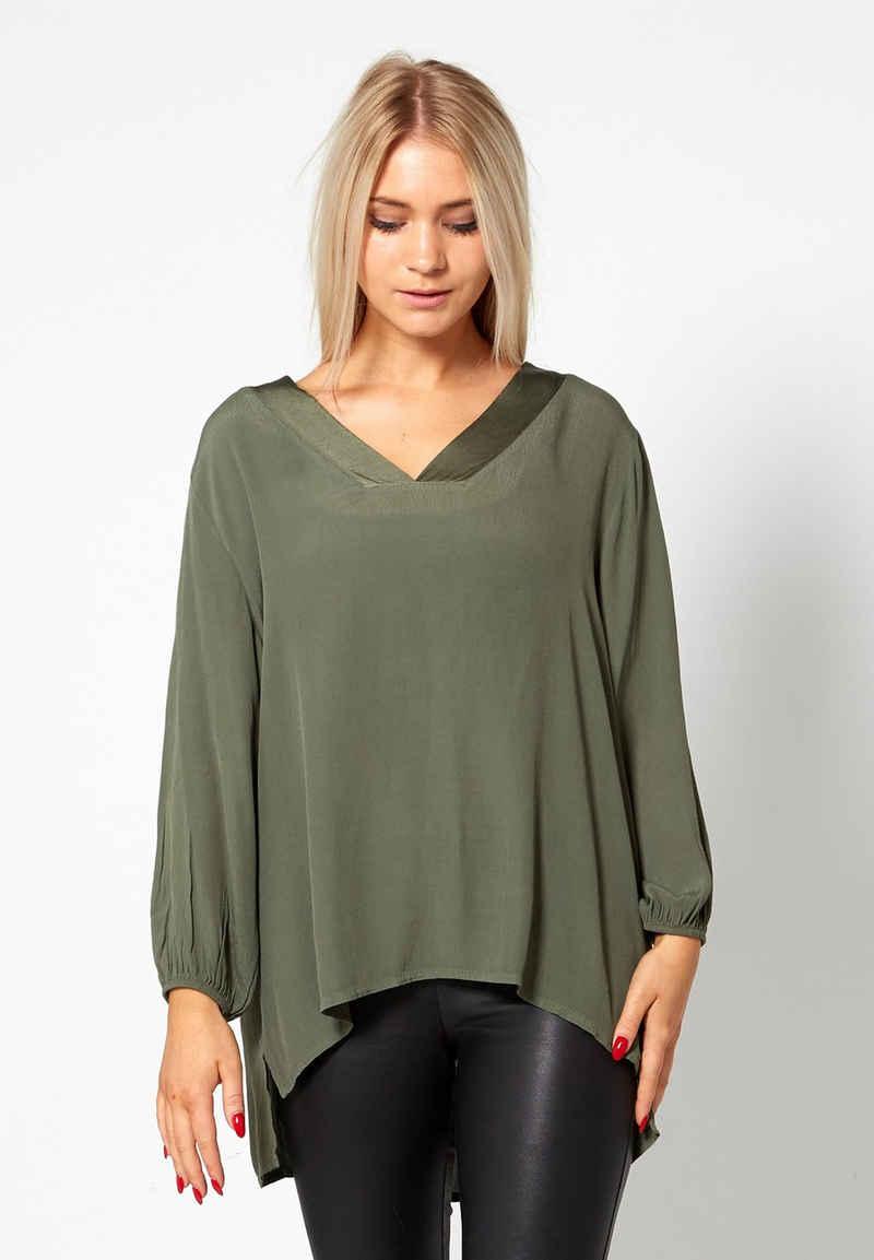 NÜ Oversize-Shirt »Elizabeth« Angenehme und schicke Viskosequalität