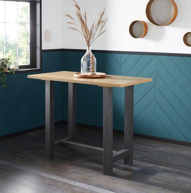 Barmöbel - Bartisch, Gestell in U Form (Breite 120 oder 140 cm)  - Onlineshop OTTO