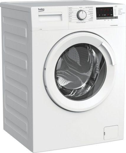 BEKO Waschmaschine WMO6221 7146543700, 6 kg, 1400 U/min