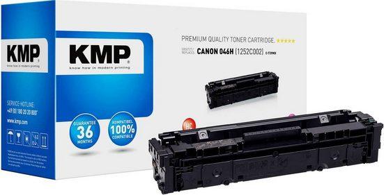 KMP Tonerkartusche »KMP Toner ersetzt Canon 046H Magenta 5000 Seiten«