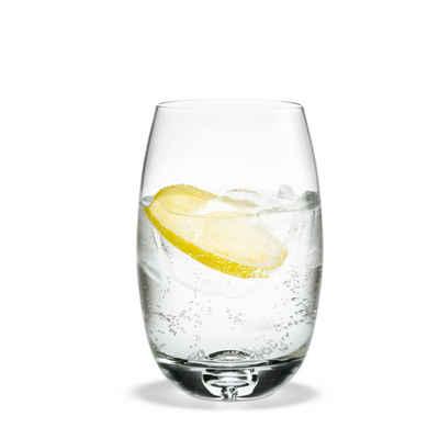 HOLMEGAARD Glas »Fontaine für 43 cl; Wasserglas / Saftglas aus mundgeblasenem Glas«, Glas