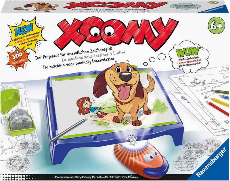 Ravensburger Malvorlage »Xoomy® Maxi A4 Tisch«, FSC® - schützt Wald - weltweit; Made in Europe