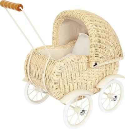 Small Foot Puppenwagen »Puppenwagen Vintage beige«