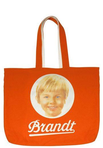 Zwieback Logoshirt Shopper Mit Brandt logo »shopper Zwieback« 7wqH4