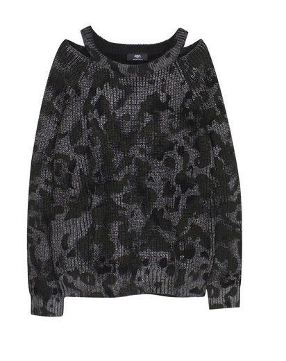 Cerises Black Im Des Le Pullover look Temps Casual TKJ3Fl1c