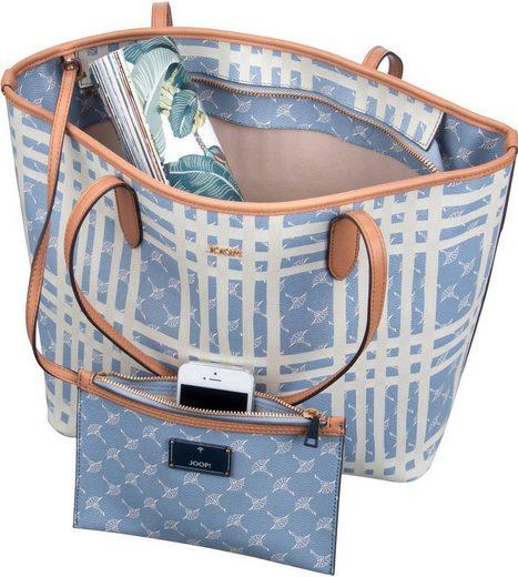 Cheque Handtasche Shopper Lara »cortina Joop Lhz« 7pxzOxwq