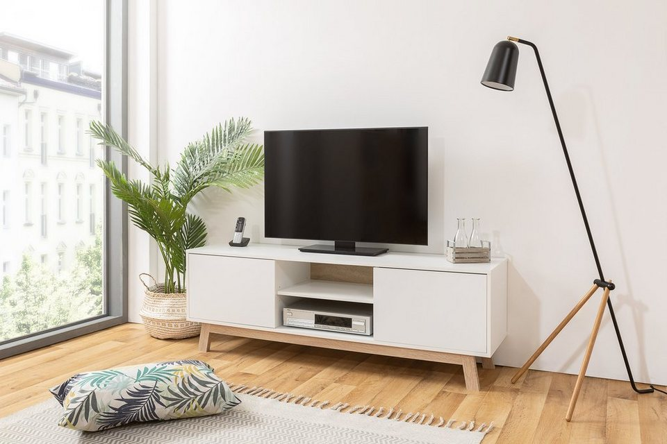 hti living tv board e apart 8 online kaufen otto. Black Bedroom Furniture Sets. Home Design Ideas