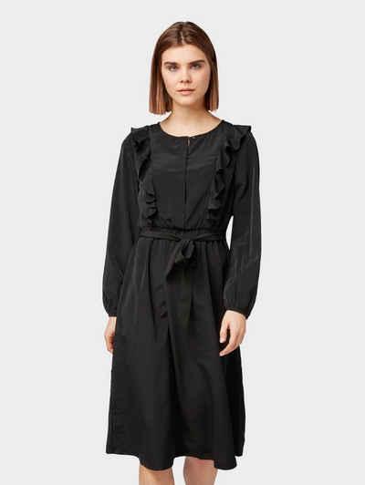 cd67d43d5dc9 Tom Tailor Denim Jerseykleid »Kleid mit Rüschen «